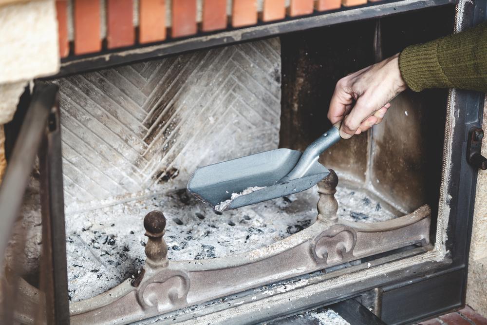 poêle à bois nettoyage